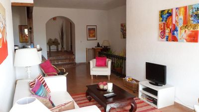 Photo for Beautiful Two- Floor Apartment In The Heart Of Mojacar Pueblo