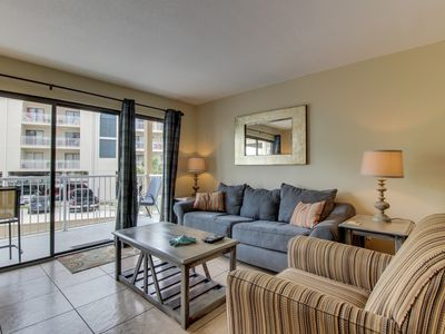 Photo for Inviting beachfront escape w/ shared pool, ocean views and more