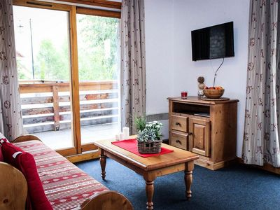Photo for Les Valmonts de Vaujany - 2 room apartment - 4 people