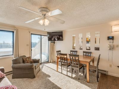 Photo for Free parking, Wifi and Hot Tub*, Deluxe ML#333;2BR/2Bath*Ski in/Out