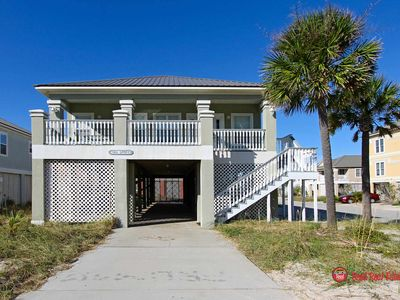 Photo for Sea Spray - Beautiful Gulf View 3 Br Beach Home in Heritage Shores, Sleeps 10