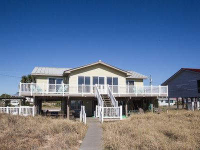 Photo for ***BEACH FRONT HOME!! GORGEOUS VIEWS!! PRIVATE POOL***