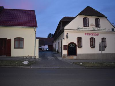 Photo for 1BR Guest House Vacation Rental in Starý Plzenec