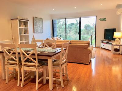 "Photo for ""CAPEL SUNRISE"" Luxury 2 BR Brand New Apartment, opposite foreshore. Location ++"