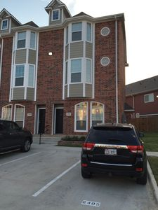 Photo for 4 BR/4 1/2 Bath, 3 Story Townhome, Built in 2015, 1 1/2 Miles From Tamu