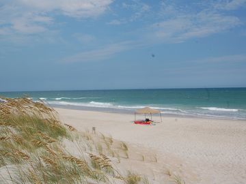 Ocean Ridge, North Topsail Beach, NC, USA