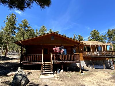 Red Feather Lakes Quiet Mountain Getaway
