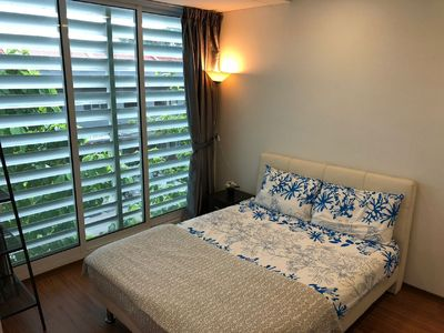 Photo for Amazing Spacious 2 Bedroom Apt Unit @ Farrer Park MRT FPS1