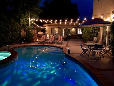 Photo for Private Poolside Guest House