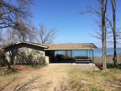 Photo for Vacation Retreat with Beautiful Lake View Near Lake Access!