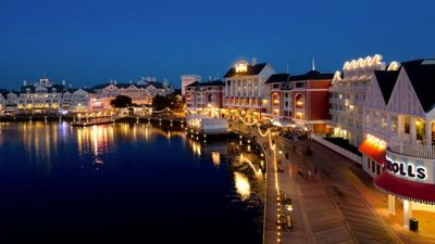 Photo for Disney's BoardWalk Villas - Deluxe Studio - December 27 - January 2, 2018