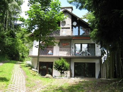Photo for spacious 3-star apartment in the volcanic Eifel, pets welcome!