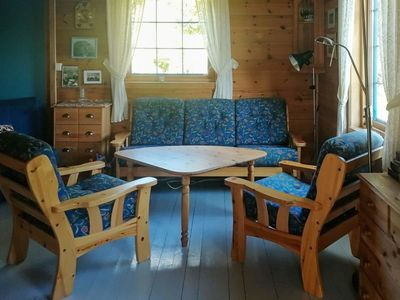 Photo for Vacation home Matre in Åkra - 7 persons, 3 bedrooms
