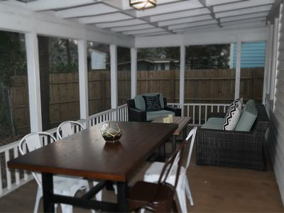 Photo for Park Circle Porch Perfection