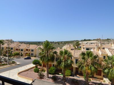Photo for Lovely apartment, with luxury interior and unobstructed views, in Campoamor