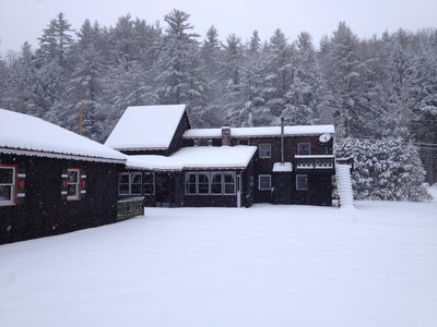 Photo for Riverside Ski House on the Williams River in Chester, VT