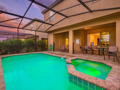 Photo for Stunning Pool and STAR WARS room in this lavish Solterra Home! 7BD #7ST565