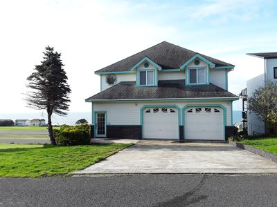Photo for Spacious Home, Spectacular view of Coastline, golf course & runway