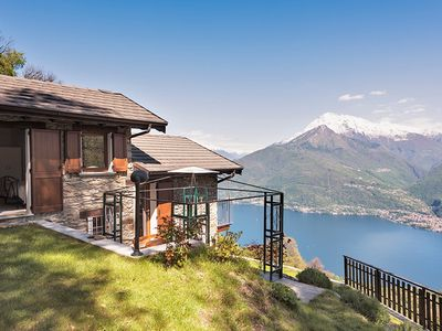 Photo for Como Lake in Cremia 4 Beds maximum 4 persons: 2 double rooms, doublerooms, doublebed sofa, 2 bathrooms