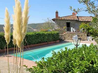 Photo for Vacation home Azienda Montechioccioli (GAI181) in Gaiole in Chianti - 18 persons, 6 bedrooms