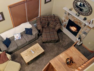 Photo for PET FRIENDLY! Now booking Fall getaways! Game Area-WIFI-2 decks-BBQ &Much MORE!