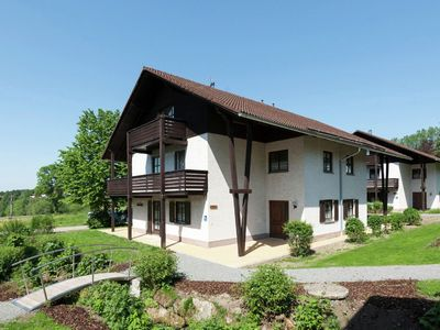 Photo for Lovely home on the first floor, situated on a small-scale park near the Bavarian Forest