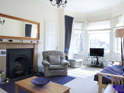 Photo for Traditional flat in affluent Morningside area