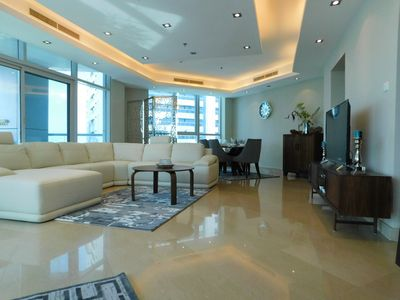 Photo for Spectacular 3 BR Apartment - The Torch, Dubai Marina