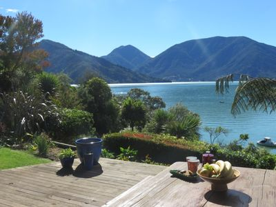 Photo for Peaceful, private and stunning  views