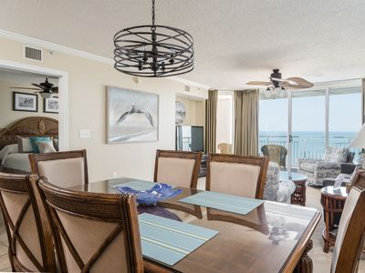 Photo for South Shore -  702 Spacious condo with a gorgeous ocean front view!