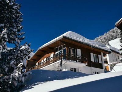 Photo for Apartment Chalet Arvenegg  in Mürren - Gimmelwald, Bernese Oberland - 4 persons, 2 bedrooms