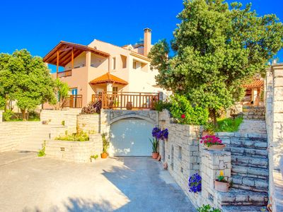 Photo for Brand new villa with 4 bedrooms, stunning gardens, sleeping up to 11 guests