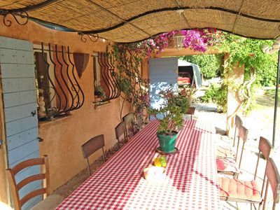 Photo for Beautiful house 6 persons, authentic Provence style close to Saint-Paul de Vence