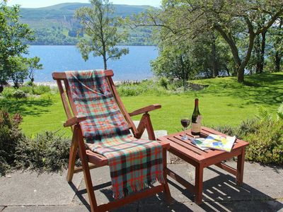 Photo for 4 bedroom accommodation in Loch Tay, Aberfeldy