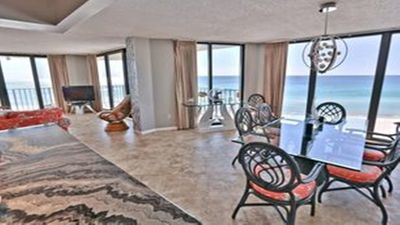 Photo for VIP Luxury, Ocean Front, End Unit, Wrap Balcony