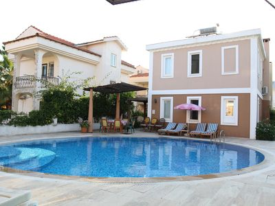 Photo for Villa DalyanLovely Detached villa with pool, 2 min walk to centre of Dalyan