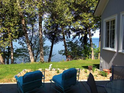 Photo for Spectacular Shelburne Lakefront Home