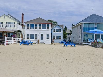 Photo for 2bdr Beachfront Property -Old Colony Beach
