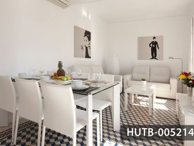 Photo for Beautiful Holiday Apartment in the Barcelona's Modernist Area