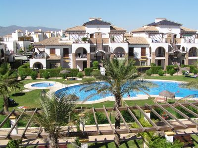 Photo for Al Andalus Residencial E first floor, WIFI