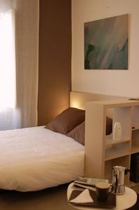 Photo for Luxury studio in the historic centre of Aix-en-Provence