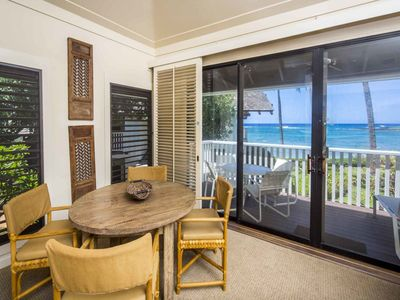 Photo for Beach Bliss+High Style! Modern Kitchen, Large Lanai, WiFi–Kiahuna Plantation #2009