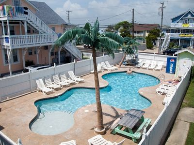 Photo for Walk to Boardwalk! Cute Updated Condo w/ Pool - Harbor Breeze 67 (5th St.)