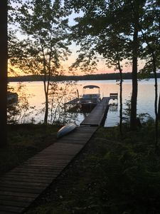 Photo for Loon Lodge-  Lakefront Cottage on Enterprise Lake