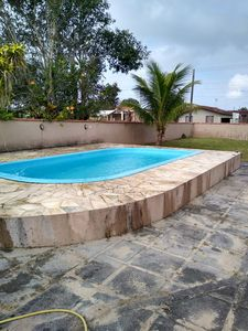 Photo for House with pool on the east beach for 20 people