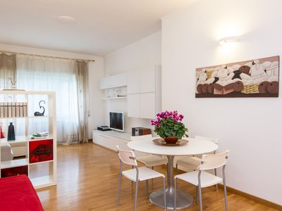 Photo for Roma Cheap & Chic apartment with parking