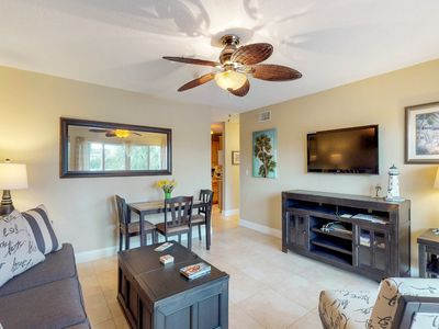 Photo for Modern Resort-Style Condo Steps from the Beach – Near Fort Lauderdale