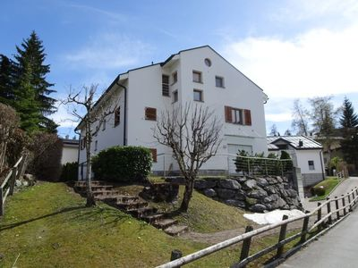 Photo for 4BR Apartment Vacation Rental in Flims Waldhaus, Imboden