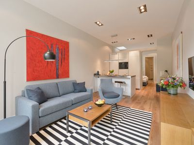 Photo for 4-Luxury one bedroom apartment in Mitte