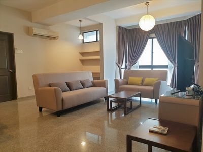 Photo for Superb #Location BUKIT BINTANG 3Bedroom Apartment